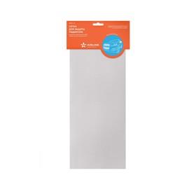 Сетка для защиты радиатора, алюм., яч. 10х4 мм (R10), 100х40 см, без покраски Ош