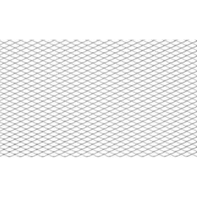 Сетка для защиты радиатора, алюм., яч. 10х4 мм(R10), 100х20 см, без покраски Ош