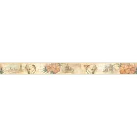 Бордюр 'Симфония' Б-023 , ширина - 6 см, длина - 14 м Ош