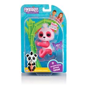 Интерактивная игрушка «Панда Полли», 12 см