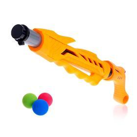 Ружьё «Дракон», стреляет мягкими шариками, цвета МИКС Ош