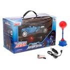 Робот радиоуправляемый «Автобот-боксёр», трансформируется, спорткар, с аккумулятором, заряд от USB - Фото 8