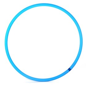 Обруч, диаметр 60 см, цвет голубой Ош