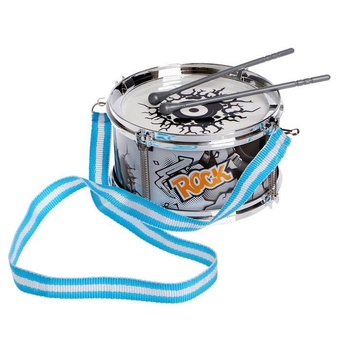 Барабан «Рок бум», d=15 см
