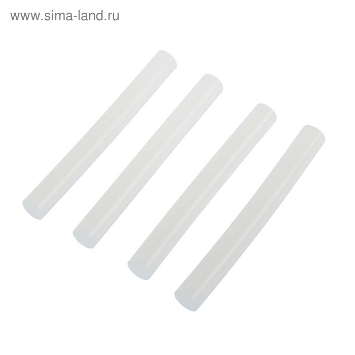 Клеевые стержни LOM, 11 х 100 мм, 4 шт.