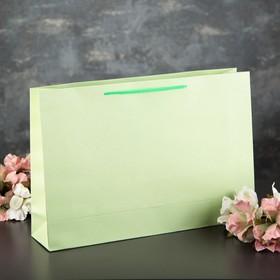 Пакет из дизайнерской бумаги 42 х 10 х 28,5 см Ош