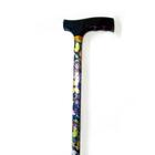 Трость телескопическая 10090/Fпл, 79-102 см, цвет «Бабочки»