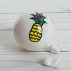 Мяч световой «Ананас» 5,5 см