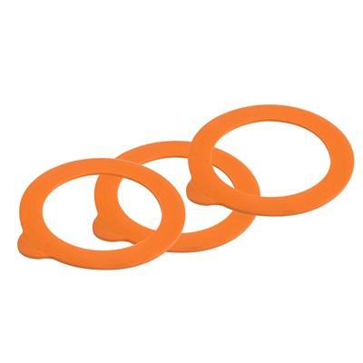 Набор из 6 резиновых подкладок для банок Kilner Clip Top - Фото 1