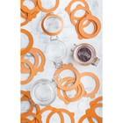 Набор из 6 резиновых подкладок для банок Kilner Clip Top - Фото 3
