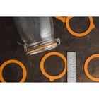 Набор из 6 резиновых подкладок для банок Kilner Clip Top, 3 л - Фото 3