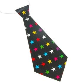 Карнавальный галстук «Звёздный путь», набор 6 шт. Ош