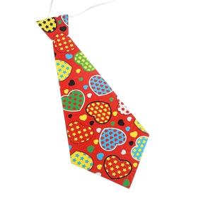 Карнавальный галстук «Сердца», набор 6 шт. Ош
