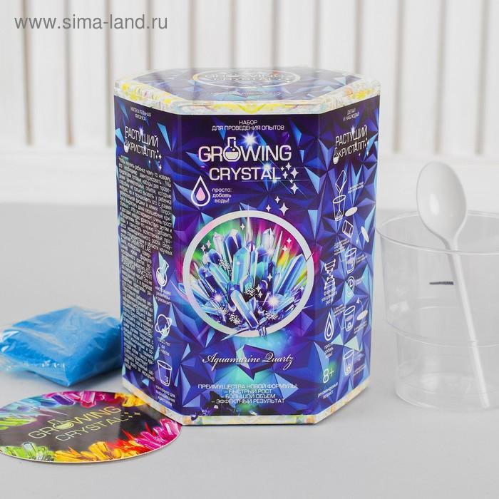 Набор для проведения опытов, серия «Growing Crystal» GRK-01-05