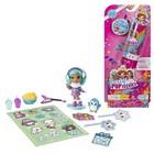 Игровой набор «Хлопушка+кукла+питомец»