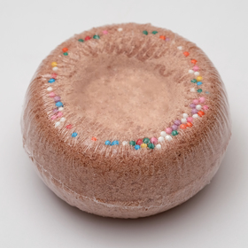 Бурлящий шар для ванн 'Имбирный пончик', 60 г Ош