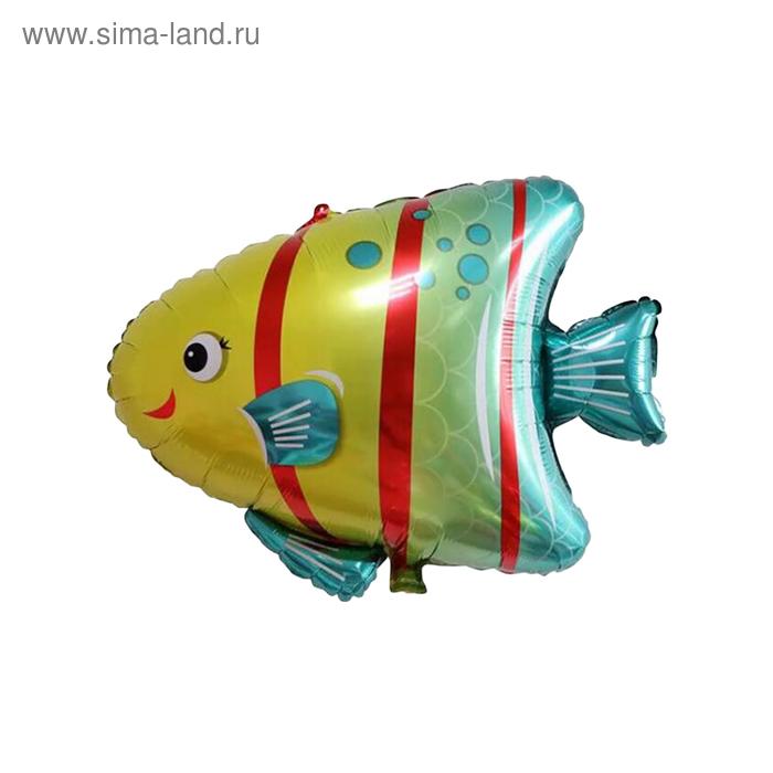 """Шар фольгированный 13"""" """"Рыбка"""""""