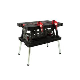 Верстак Folding Table Mettal Leg, чёрный Ош