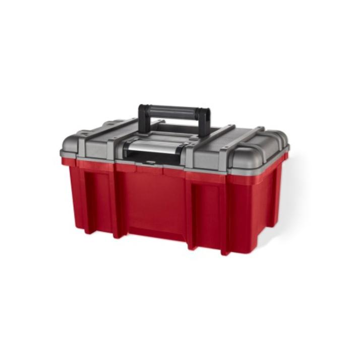 """Ящик для инструментов Wide Tool box, 22"""", чёрно-красный"""