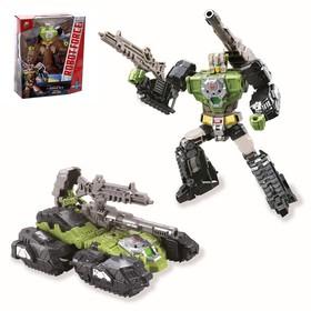 Робот-трансформер «Космотанк»