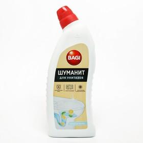 Чистящее средство для унитазов Bagi «Шуманит», 650 мл