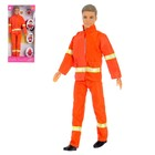 Кукла модель «Спасатель»