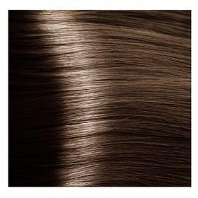 Крем-краска для волос Kapous с гиалуроновой кислотой, 6.31 Тёмный блондин, золотистый, бежевый, 100 мл