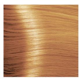 Крем-краска для волос Kapous с гиалуроновой кислотой, 9.34 Очень светлый блондин, золотистый, медный, 100 мл