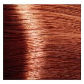 Крем-краска для волос Kapous с гиалуроновой кислотой, 04 Усилитель медный, 100 мл