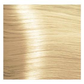 Крем-краска для волос Kapous с гиалуроновой кислотой, 900 Осветляющий, натуральный, 100 мл