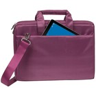 """Сумка для ноутбука 15,6"""" RivaCase 8231 38,5*26,5*4,5см, полиэстер, пурпурный"""