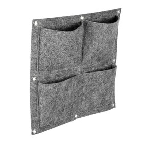 Фитомодуль, 4 кармана, 35 × 35 см, полиэстер Ош