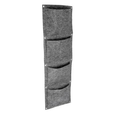 Фитомодуль, 4 кармана, 30 × 100 см, полиэстер - Фото 1
