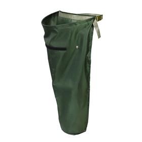 Поясная сумка с клапаном для сбора урожая, сорняков, листвы, 25 л Ош