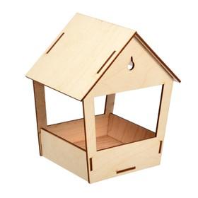 Кормушка для птиц,19 × 15,5 × 12 см