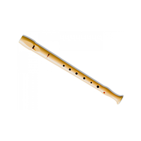 Блокфлейта HOHNER B9508 С-Soprano, немец. система, пластик, 1 часть