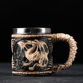 Кружка «Средневековье. Дракон», 400 мл