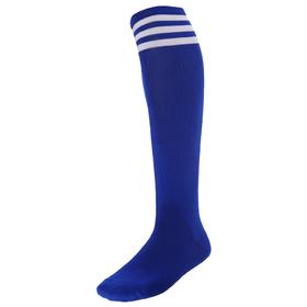 Гетры футбольные размер 38-40, цвет синий Ош