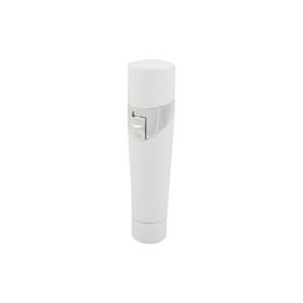 Триммер Бердск 4201, для лица/тела, 4 насадки, 1×AА (не в комплекте), белый