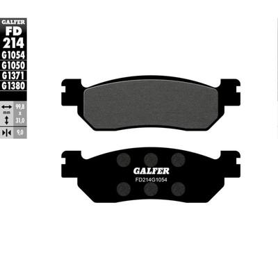 Колодки тормозные Galfer, FD214G1054