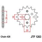 Звезда ведущая JTF1263-14, F1263-14, JT sprockets