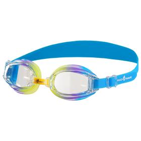 Очки для плавания детские Coaster kids, M0415 01 0 06W, цвет синий-зелёный