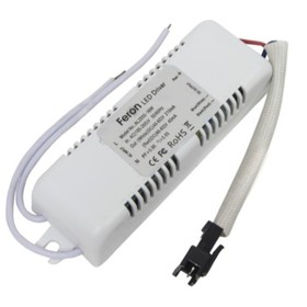Драйвер LB149 , 8W, AC185-265V, DC 24-30V, 280mA, цвет белый, для AL2550 Ош