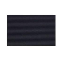 Придверный коврик КРИСТРУП, размер 35х55 см, цвет тёмно-синий Ош