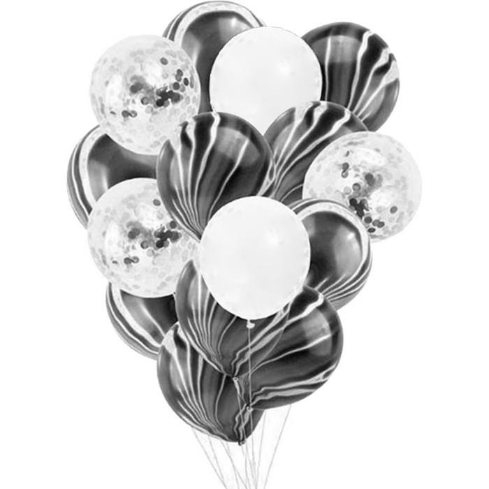 Букет из шаров «Вечеринка», латекс, набор 13 шт.