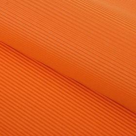 Бумага гофрированная 'Однотонная', оранжевая, 50 х 70 см Ош