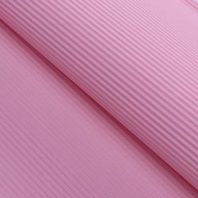 Бумага гофрированная 'Однотонная', нежно-розовая, 50 х 70 см Ош