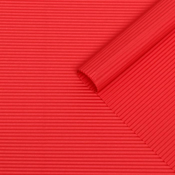 Бумага гофрированная Однотонная, красная, 50 х 70 см