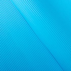 Бумага гофрированная, цвет синий, 50 х 70 см Ош