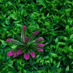 Декоративная панель, 40 × 60 см, «Большие цветы» Ош